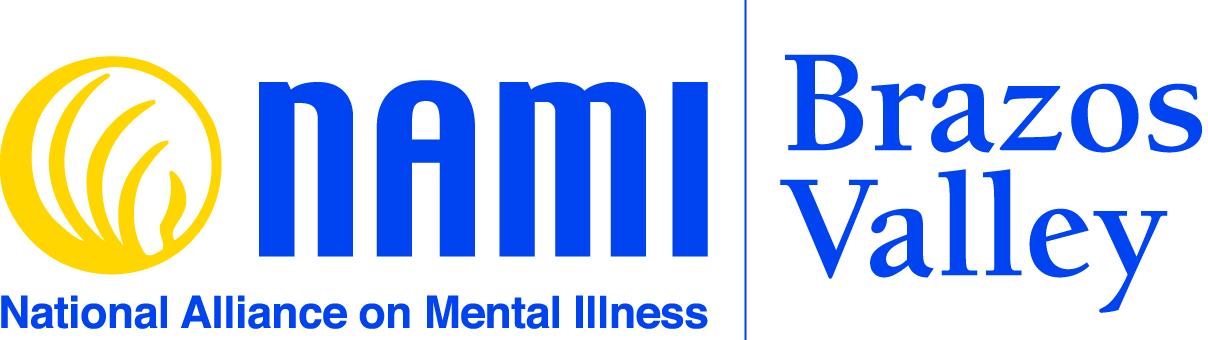 National Alliance on Mental Illness Brazos Valley logo