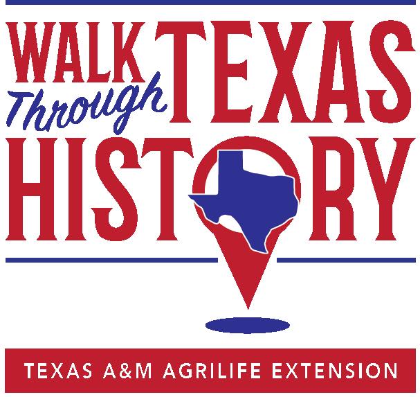 Walk Through Texas History logo